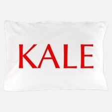 Kale-Opt red Pillow Case