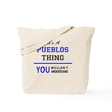 Cute Pueblo Tote Bag