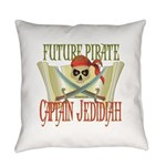 PirateJEDIDIAH.png Everyday Pillow