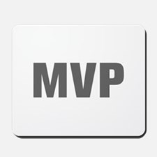 MVP-Akz gray Mousepad