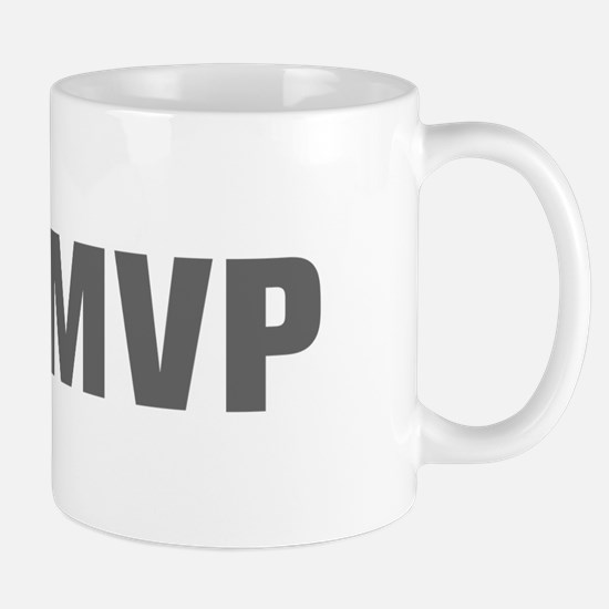 MVP-Akz gray Mugs