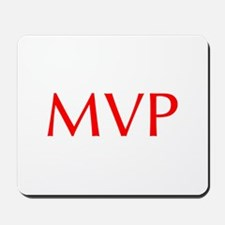 MVP-Opt red Mousepad