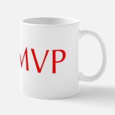 MVP-Opt red Mugs