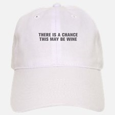 There is a chance this may be wine-Akz gray Baseba