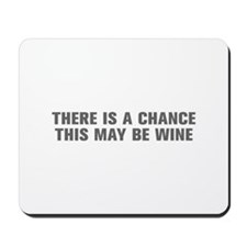 There is a chance this may be wine-Akz gray Mousep
