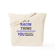 Unique Racine Tote Bag