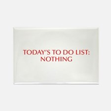 Today s to do list Nothing-Opt red Magnets