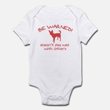 Chihuahua Smoothcoated Onesie