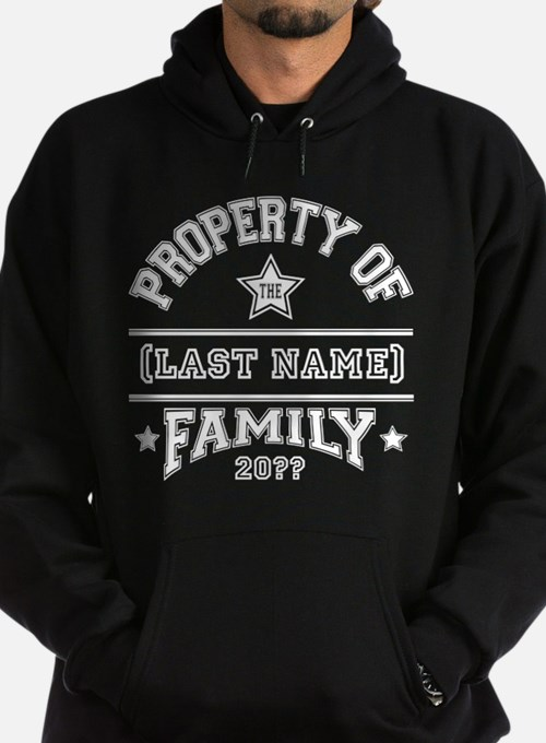 Family Property Hoodie