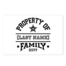 Family Property Postcards (Package of 8)