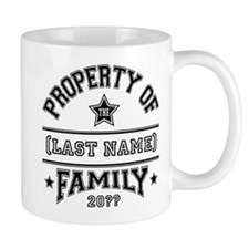 Family Property Mug