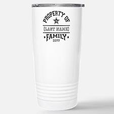 Family Property Travel Mug
