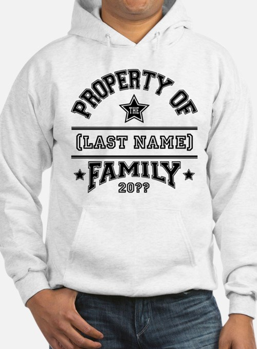 Family Property Jumper Hoody