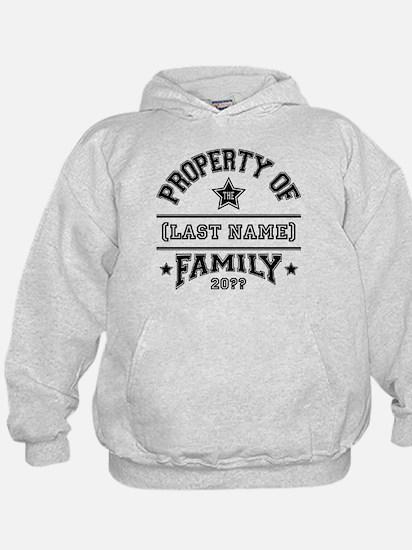 Family Property Hoody