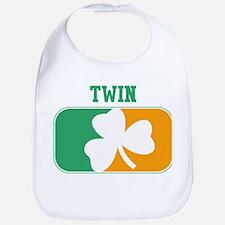 TWIN (Irish) Bib