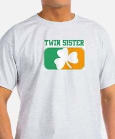 TWIN SISTER (Irish) T-Shirt