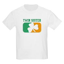 TWIN SISTER (Irish) T-Shirt