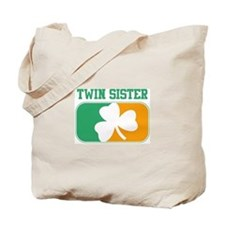 TWIN SISTER (Irish) Tote Bag