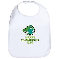 Irish Rugby St. Patrick's Day Bib