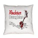 Rockstar Daughter copy.png Everyday Pillow