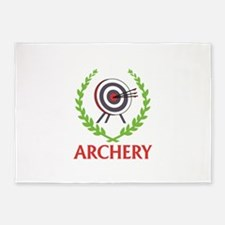 ARCHERY CREST 5'x7'Area Rug