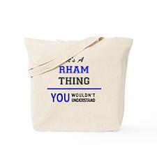 Cute Rham Tote Bag