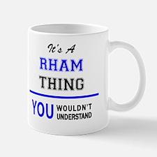 Unique Rham Mug
