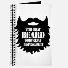 Great Beard - Great Responsability Journal