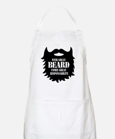 Great Beard - Great Responsability Apron