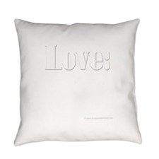 Love Defined Everyday Pillow