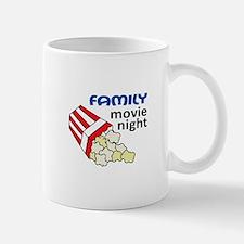 FAMILY MOVIE NIGHT Mugs