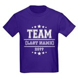 Family Kids T-shirts (Dark)