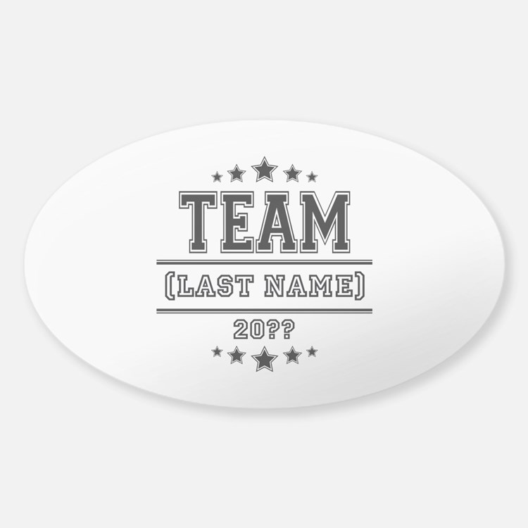 Team Family Decal