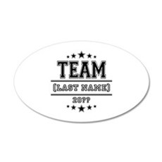 Team Family Wall Decal