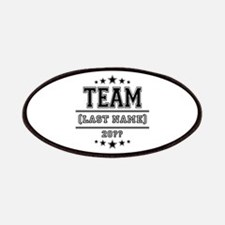 Team Family Patches