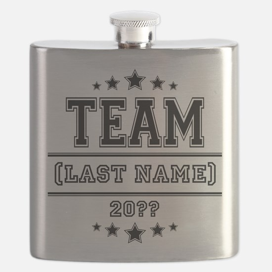 Team Family Flask