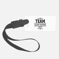 Team Family Luggage Tag