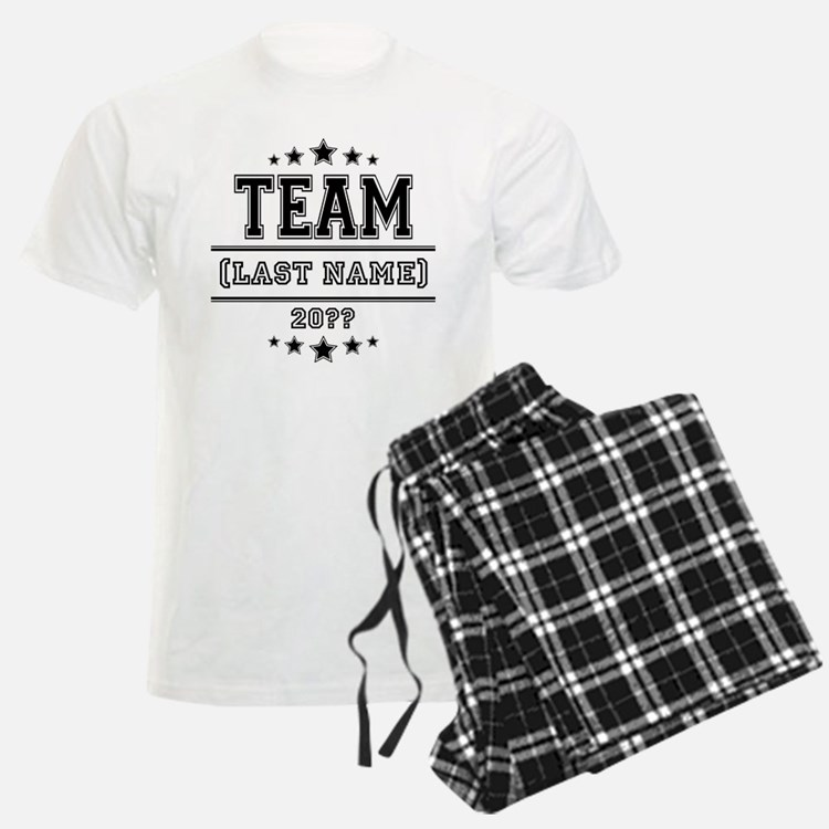 Team Family pajamas