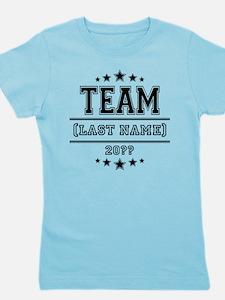 Team Family Girl's Tee