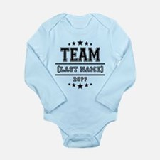 Team Family Long Sleeve Infant Bodysuit
