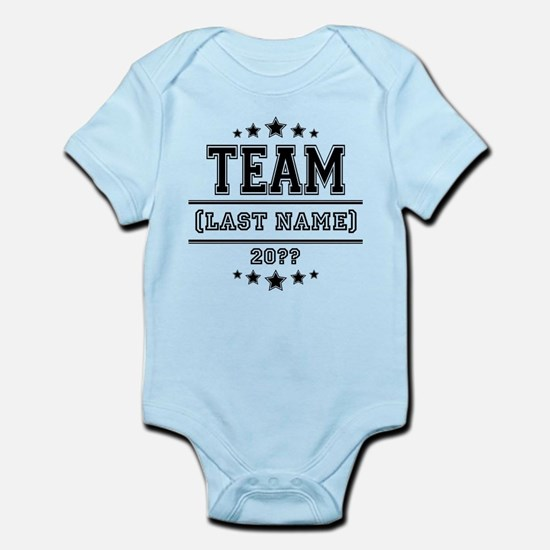 Team Family Infant Bodysuit