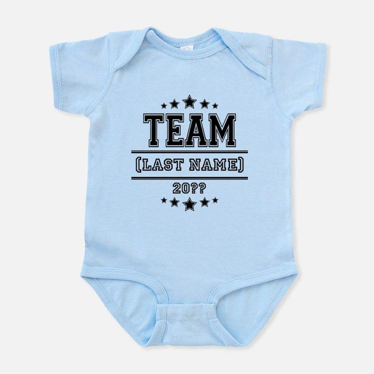 Team Family Infant Bodysuit