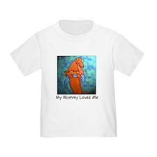 Furkid or Toddler Puppy shirt