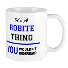 Cute Robit Mug