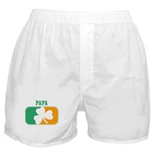PAPA (Irish) Boxer Shorts