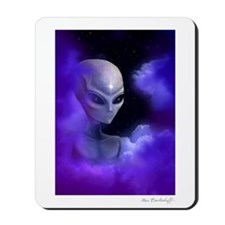 Alien Star - Mousepad