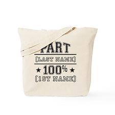 100 Percent Me Tote Bag