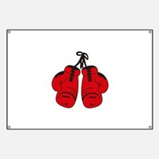 SMALL BOXING GLOVES Banner