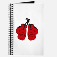 SMALL BOXING GLOVES Journal