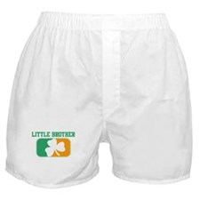 LITTLE BROTHER (Irish) Boxer Shorts